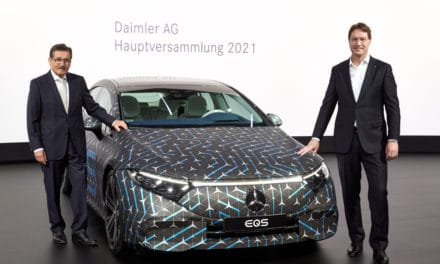 Daimler Revs Up Electrification Push