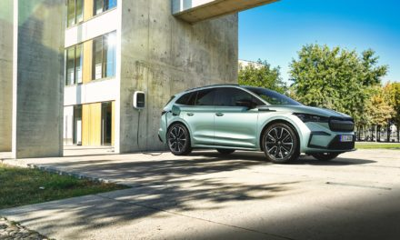 Charging Electric Cars Conveniently with ŠKODA iV Wallboxes and POWERPASS