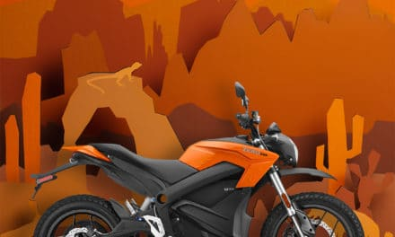 Zero Motorcycles Launches Special Edition DSR