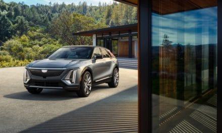 General Motors Debuts 2023 Cadillac LYRIQ