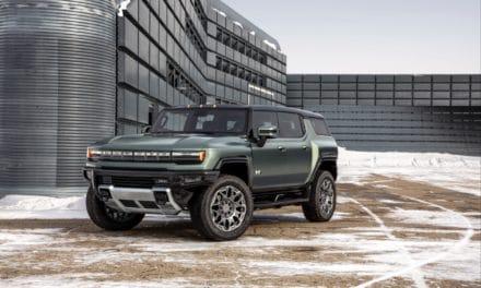 2024 GMC HUMMER EV SUV Offers New Tactical Tech