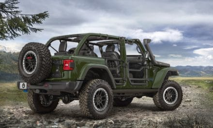 Jeep Introduces 2-inch Lift Kit for Plug-in Hybrids