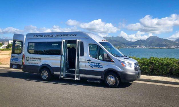 Lightning eMotors Goes Hawaiian