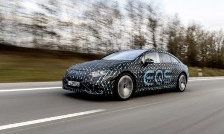 The New EQS: Passion for Electromobility
