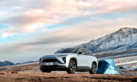 NIO Delivers 20,060 Vehicles in Q1 2021
