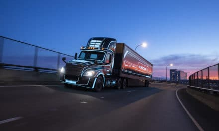 DTNA Now Taking Orders for All-Electric Freightliner eCascadia and eM2
