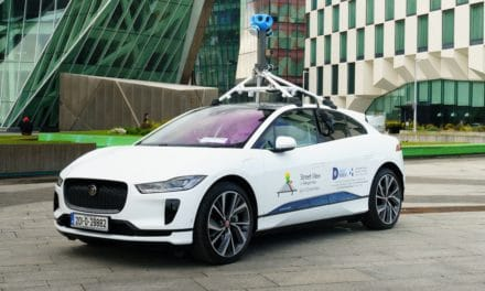 Jaguar I-PACE Becomes Google Street View's First All-Electric Vehicle