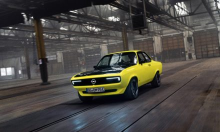 First ElektroMOD from Opel: The Manta is Back