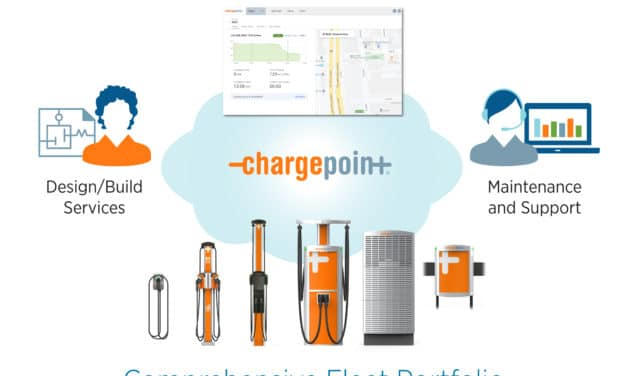 ChargePoint Introduces Industry's Most Comprehensive Global Electric Fleet Charging Portfolio