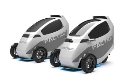 Faction Raises $4.3M to Develop Light EV Driverless Fleets