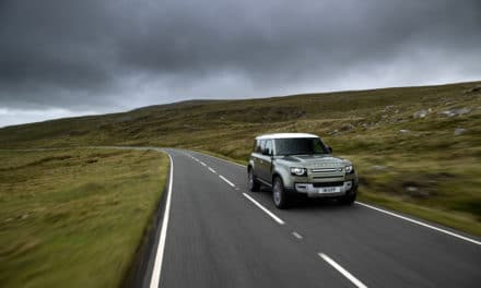 JLR DEVELOPING HYDROGEN-POWERED DEFENDER FUEL CELL PROTOTYPE