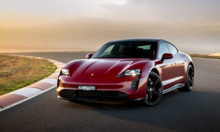 Taycan Turbo S Establishes First EV Lap Record at The Bend