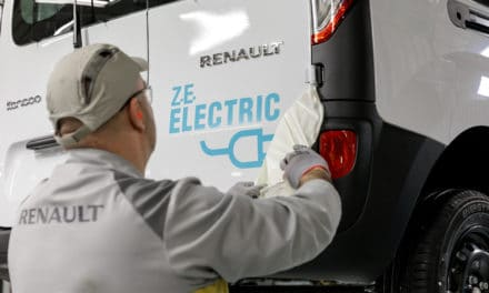 Renault Group Creates Renault ElectriCity