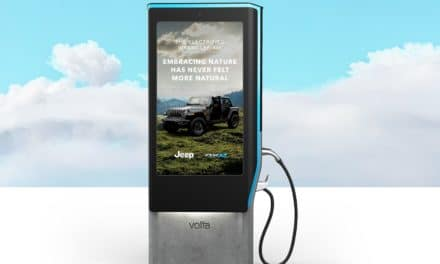 Jeep® Wrangler 4xe Hosts Network Takeover on Volta Charging Stations in Select Cities