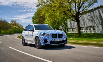 BMW i Hydrogen NEXT Begins Everyday Testing