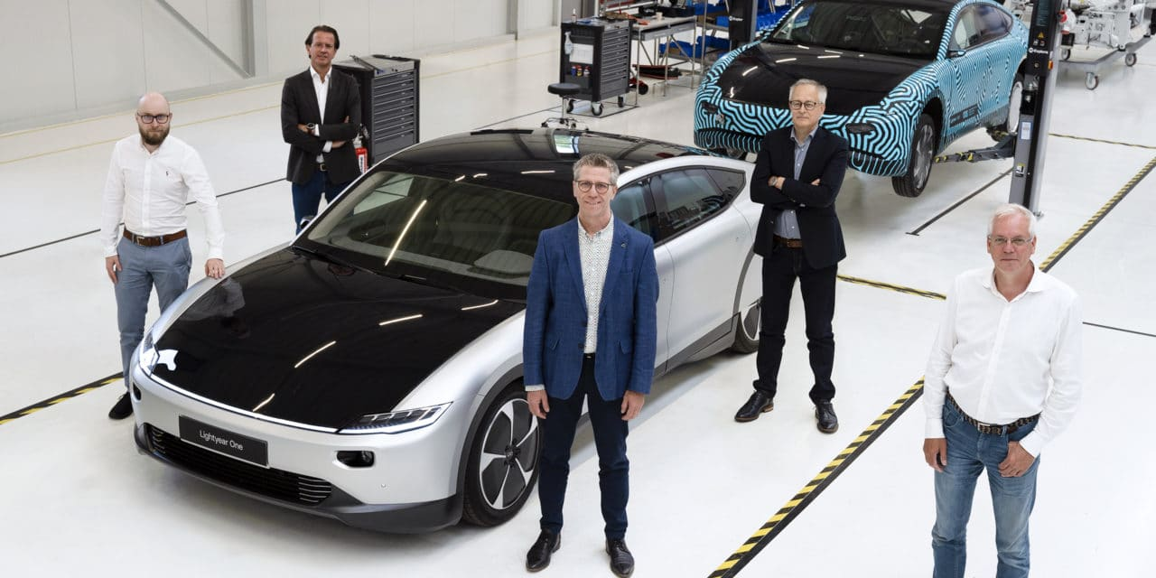 Valmet Automotive entering into manufacturing contract with EV brand Lightyear