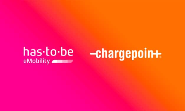 ChargePoint Announces Agreement to Acquire Leading European E-mobility Technology Provider has·to·be in Transaction Valued at €250 Million