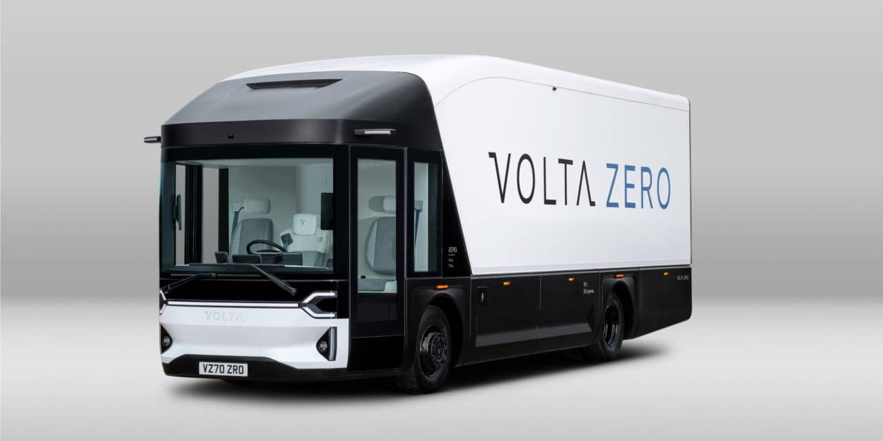 Volta Trucks partners with CPC Group to develop and deliver the world's most sustainable composite exterior body panels for the Volta Zero