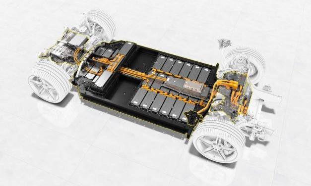 BASF and Porsche partner to develop high-performing lithium-ion batteries for electric vehicles