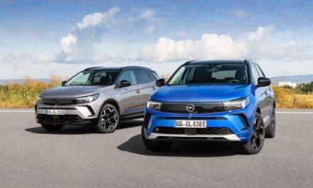 New Opel Grandland with Bold Design, Digital Cockpit, and High-Tech