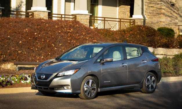 2022 Nissan LEAF goes on sale with additional standard features and new starting MSRP of $27,400