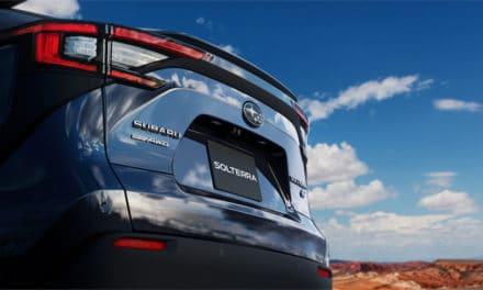 Subaru Solterra To Go On Sale Mid 2022