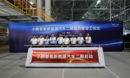 XPeng to Expand Manufacturing, Double Its Capacity