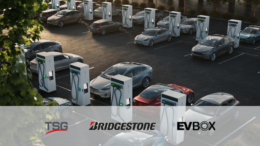 EVBox Group, Bridgestone EMIA and TSG Partner to Enhance EV Charging Infrastructure in Europe