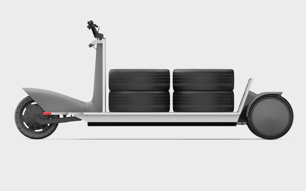 Polestar Unveils Working Re:Move Prototype