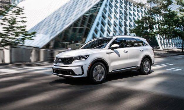 Kia Announces 2022 Sorento PHEV Pricing