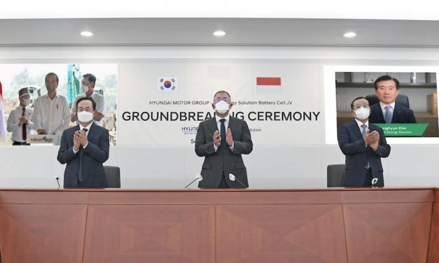 Hyundai and LG Energy Solution Begin Construction of EV Battery Cell Plant in Indonesia