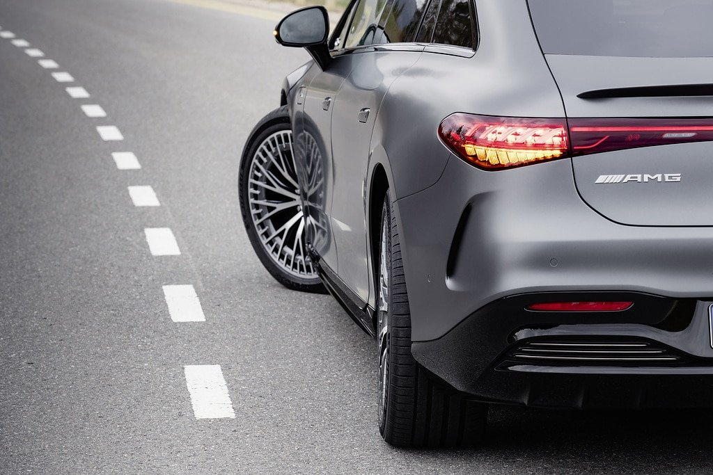 100 percent emotions, zero percent emissions: The new Mercedes-AMG EQS 53 4MATIC+ with all-electric drive system