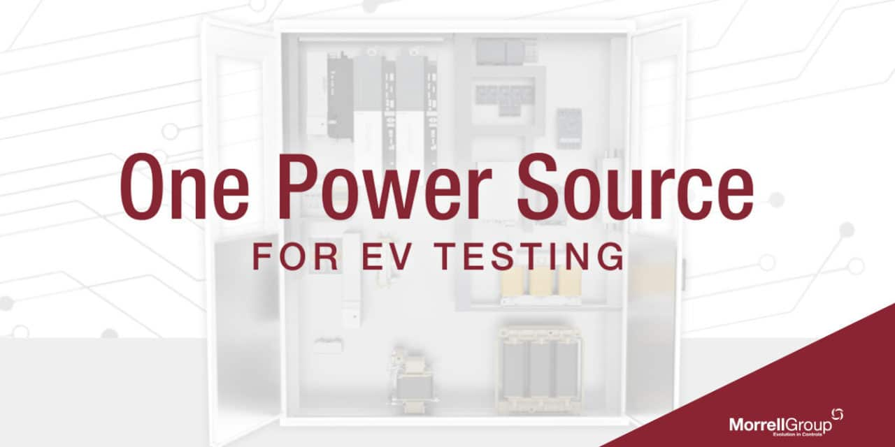 Morrell Group to Showcase Innovative Battery Testing Solution for EV
