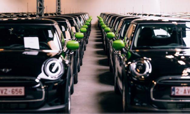 Deloitte orders 140 MINI Electric to its Growing Fleet