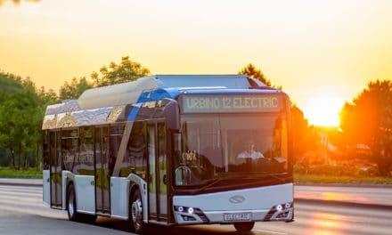 Solaris Urbino buses strengthen Barcelona's zero-emission fleet