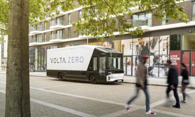 Volta Trucks confirms €37 million of Series B funding