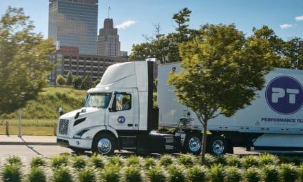 Volvo Trucks to Deliver 16 VNR Electric Models to Performance Team