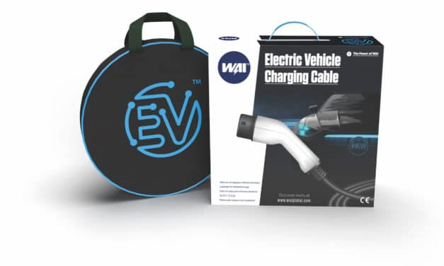 WAI enters EV market with launch of electric vehicle charging cables