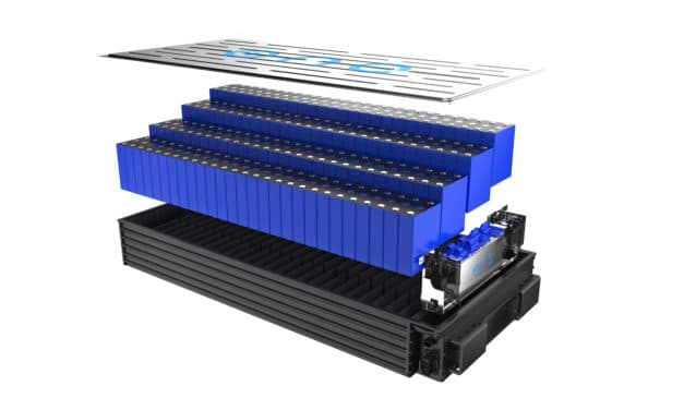 BMW i Ventures Announces Investment in Battery Startup Our Next Energy